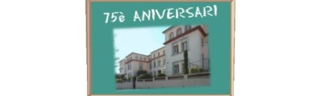 75è aniversari de l'escola