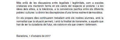 Manifest 1 octubre