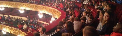 Sortida a Barcelona: Fira de Santa Llúcia i Liceu