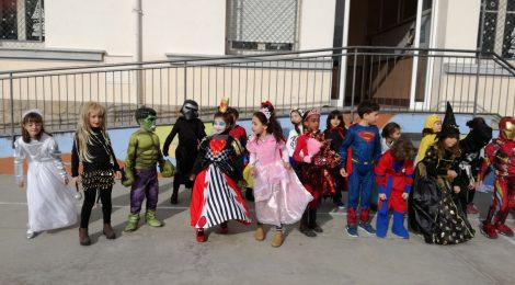 Carnestoltes Cicle Inicial