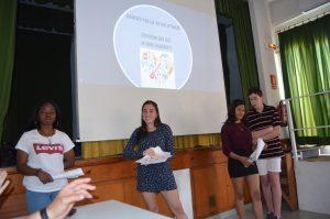Presentació dels Treballs de Recerca de 4t d'ESO