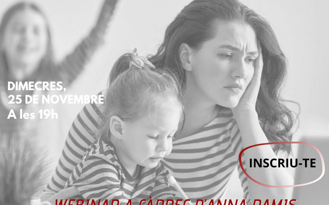 """Xerrada """"Els vincles famílies-escola en context COVID"""